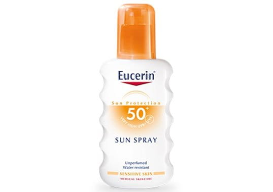 Eucerin Spray Solar FPS 50+