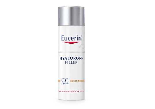 Eucerin Hyaluron-Filler CC Cream Tom Claro