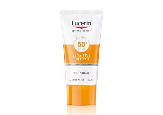Eucerin  Protecção Solar   Creme Solar Rosto FPS 50+   Protector Solar 902d7258e8